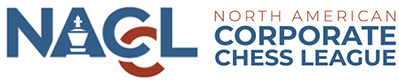 North American Corporate Chess League Logo